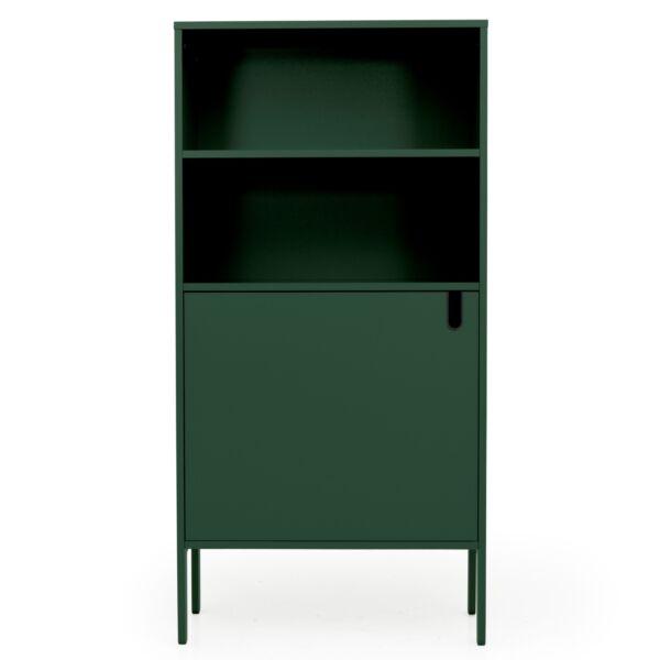 UNO magas szekrény, zöld