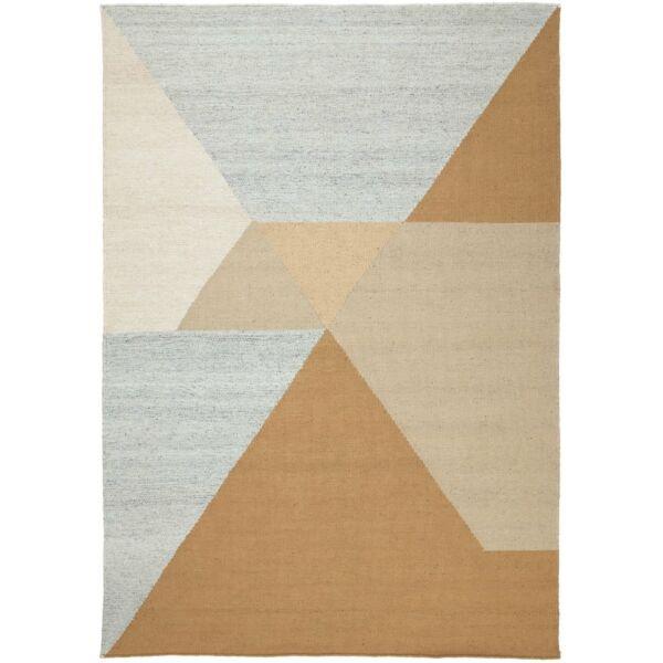Snefrid szőnyeg, mustár, 140x200 cm