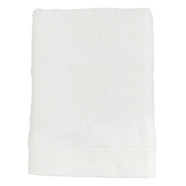 Törölköző, fehér, 70x140cm