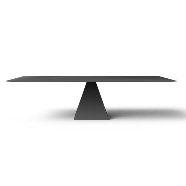 Landing asztal, fekete