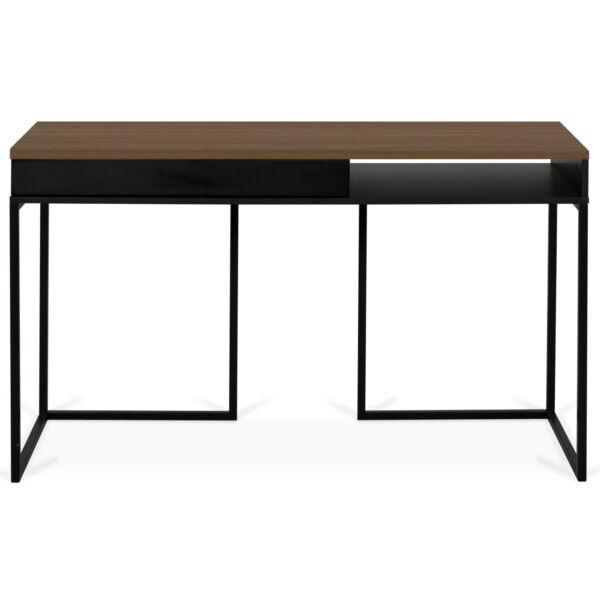 City íróasztal, dió