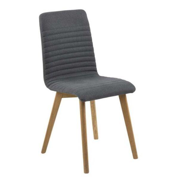 Arosa szék, antracit szövet