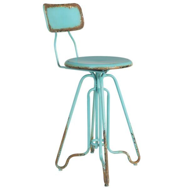 Ovid design counter bárszék, kék