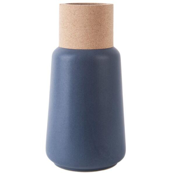 Craft cone váza, kék