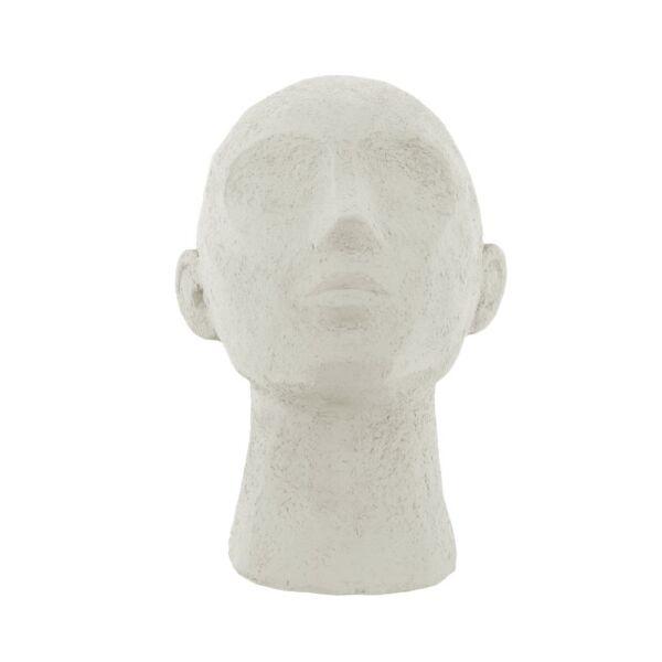 Face Art Up szobor, fehér