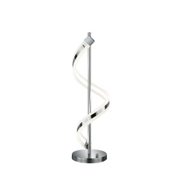 SYDNEY Asztali lámpa króm