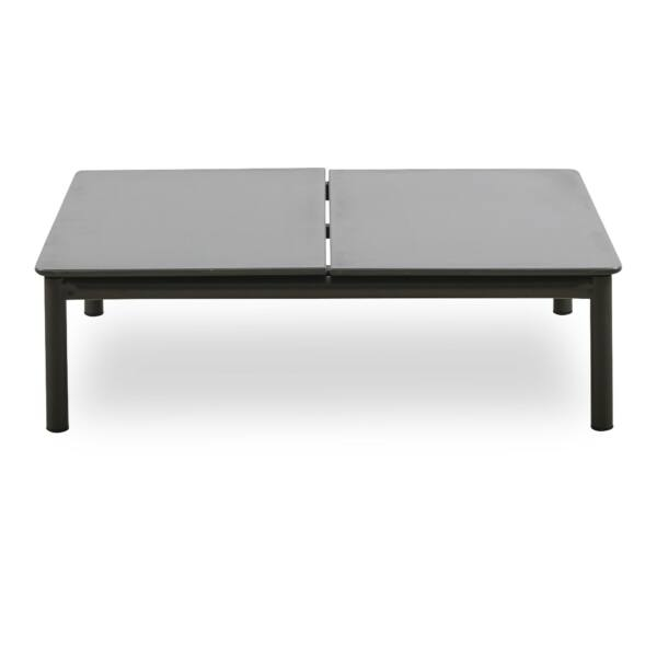 Horizon kerti kisasztal, szürke