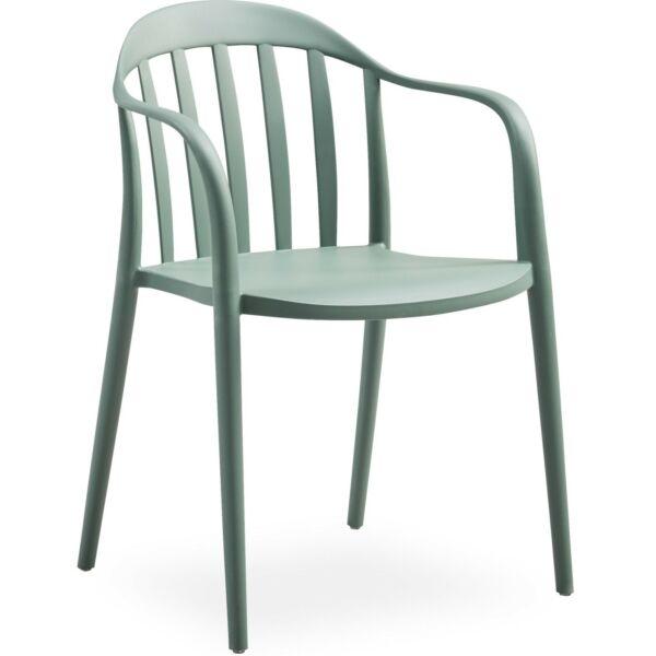 Portio kerti szék, zöld