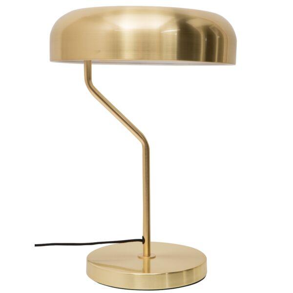 Eclipse asztali lámpa, sárgaréz