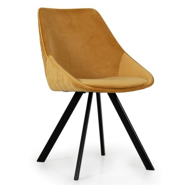 Ritz szék, sárga