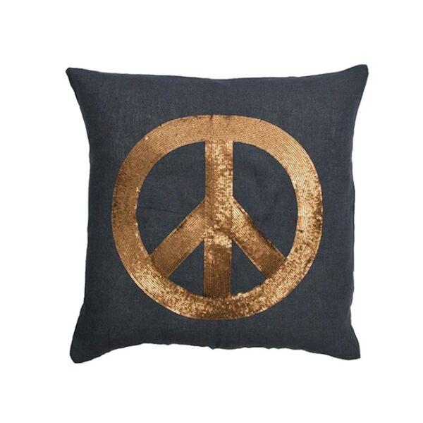 Rich peace díszpárna