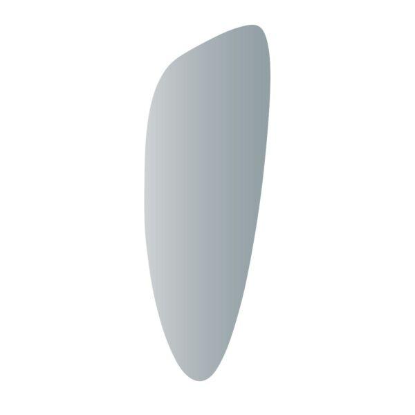 Wave tükör, ezüst