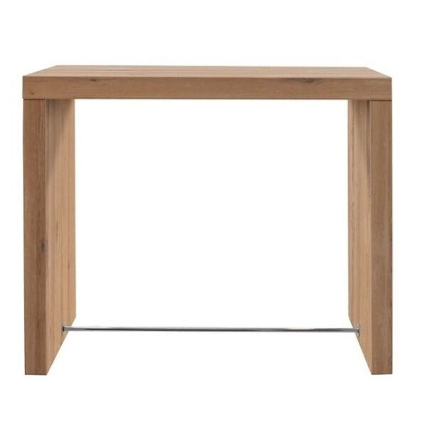 Block bárasztal, tölgy