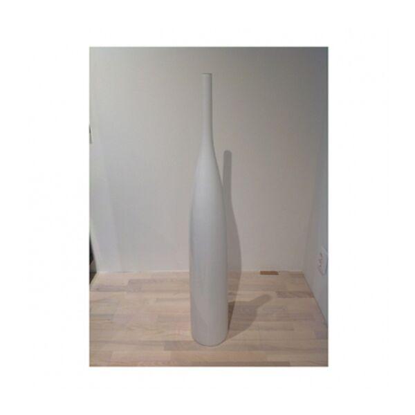 Probe váza, fehér