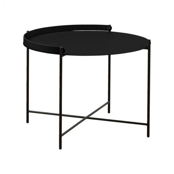 Point asztalka, fekete