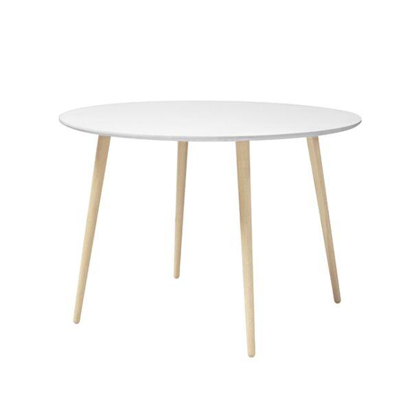 Stavanger étkezőasztal, fehér