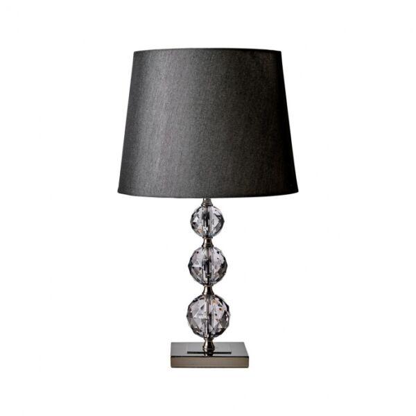 Padova asztali lámpa, fekete