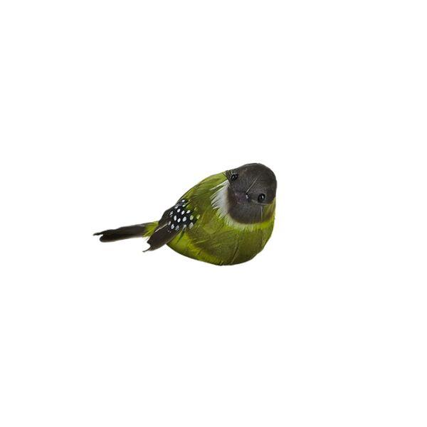 Madárka 2., zöld madártoll