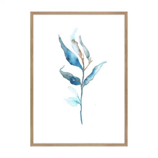 Aquarelle branch kép, 30x40 cm