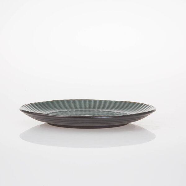 Birch desszertes tányér, Szürke kerámia