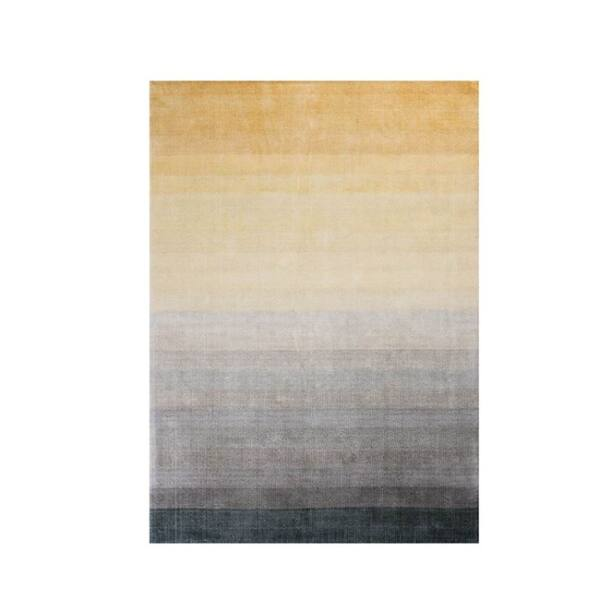 Combination szőnyeg sárga, 140x200cm