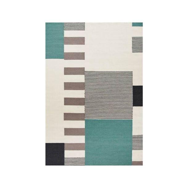 Graphic szőnyeg zöld, 140x200cm