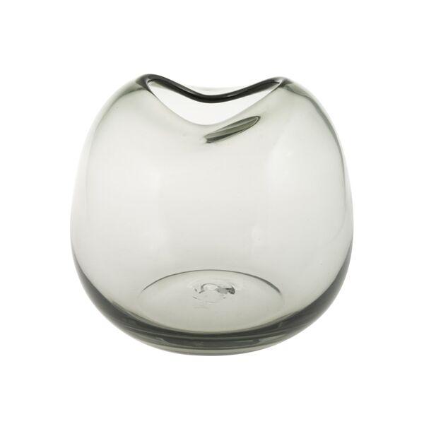 Ginerva váza, Szürke üveg