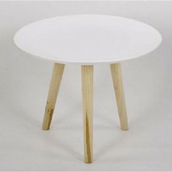 Lerakóasztal Konkret M fehér