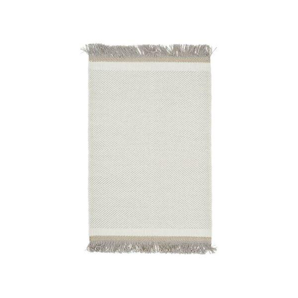 Mattia szőnyeg fehér, 140x200cm