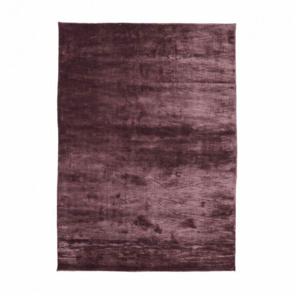 Edge szőnyeg bordó, 170x240cm