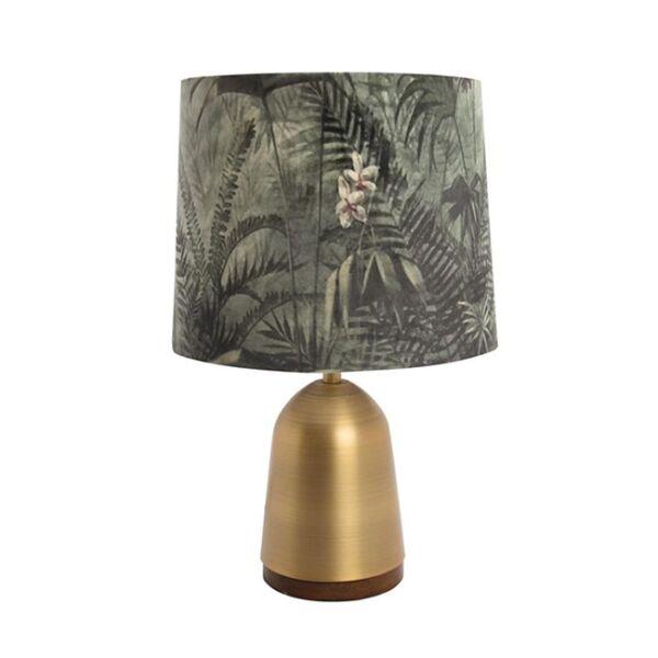 Jungle asztali lámpa, zöld