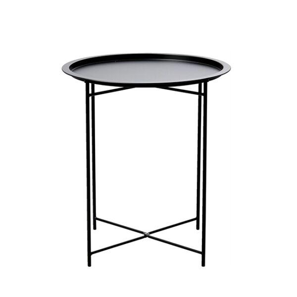 Nice lámpaasztal, fekete