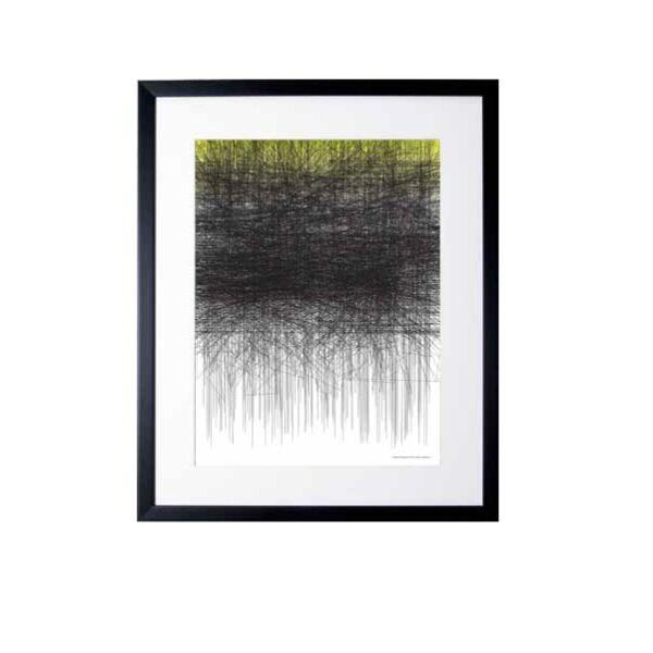 Streg kép, 40x50 cm