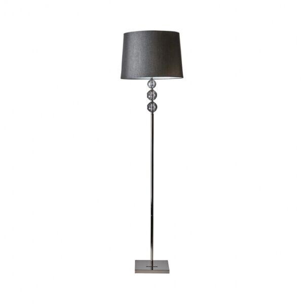 Padova állólámpa, fekete