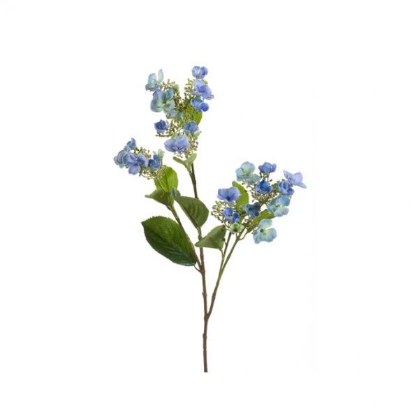 Kék színű művirág