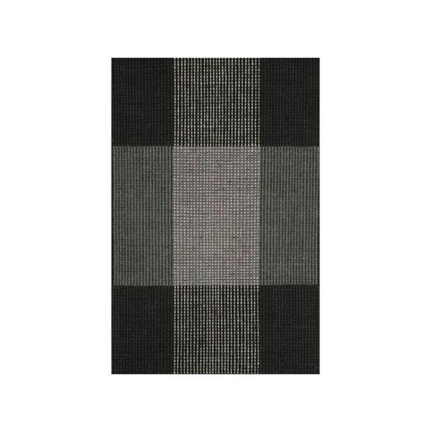 Bologna szőnyeg fekete, 90x160cm