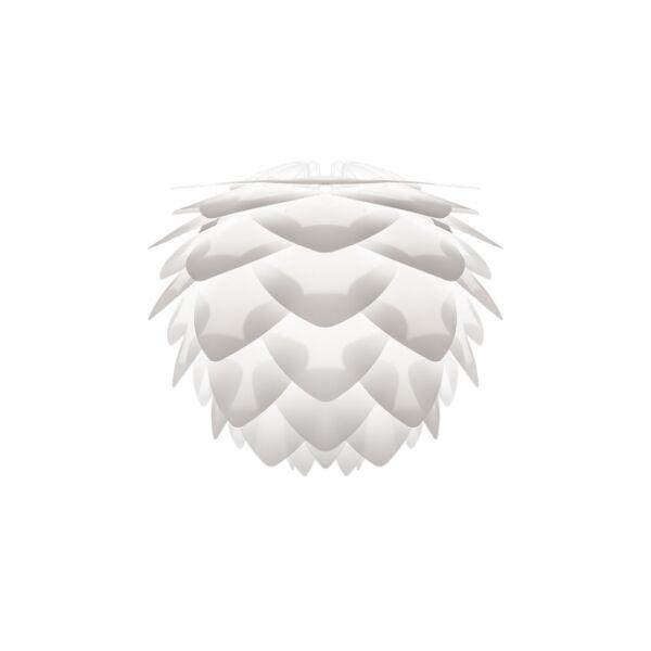 Silvia lámpabúra, fehér