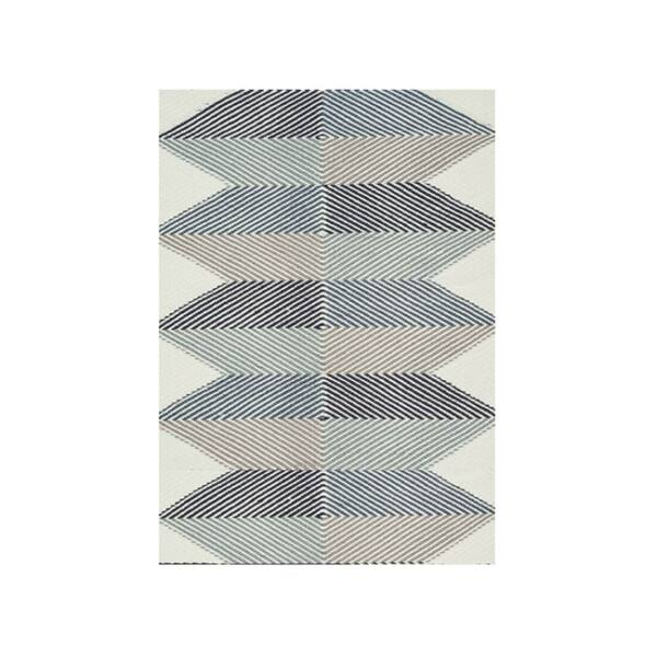 Lubo szőnyeg kék, 140x200cm