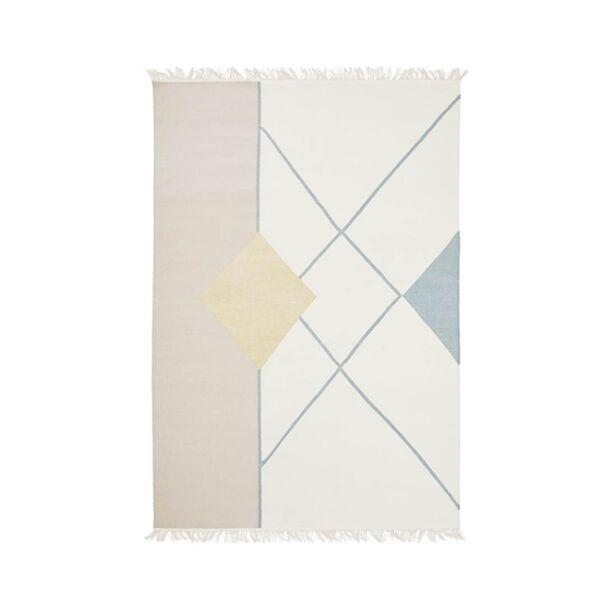 Vitalia szőnyeg mustár, 170x240cm